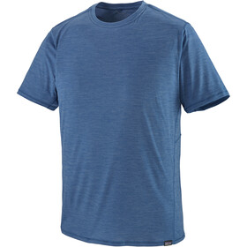 Patagonia Cap Cool Lightweight T-shirt Herrer, superior blue - light superior blue x-dye